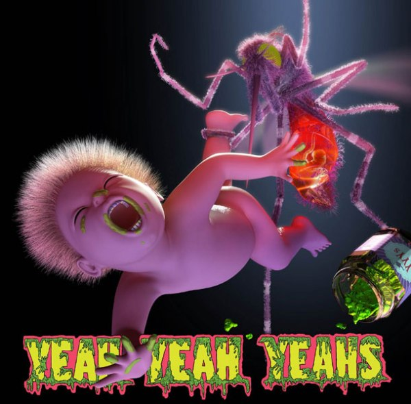 The Yeah Yeah Yeahs' Mosquito album artwork