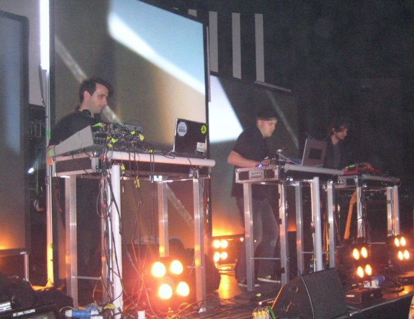 Canny wait to see Moderat live again